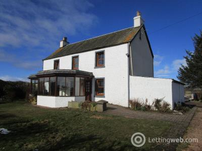 Property to rent in Dunedin Farmhouse with Yard & Shed, Madderty, Perthshire, PH7 3PD