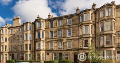 Property to rent in 356 (3F1) Easter Road, Edinburgh, EH6 8JP