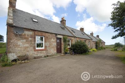 Property to rent in Carfrae Cottages, Nr Garvald, Haddington