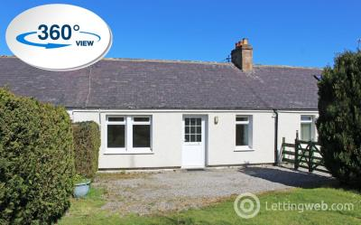 Property to rent in Morangie Cottages, Glenmorangie, Tain, IV19 1PZ