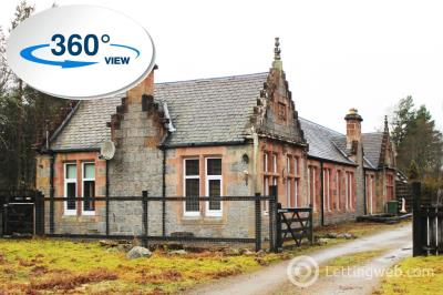 Property to rent in Invermoy House, Moy, Tomatin, Inverness, IV13 7YE