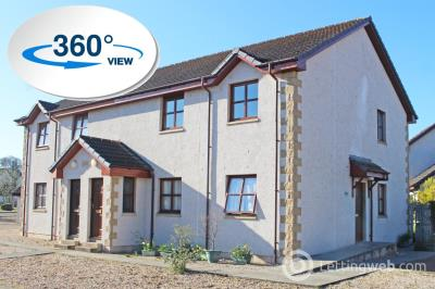 Property to rent in Mannachie Gardens, Forres, IV36 2WP