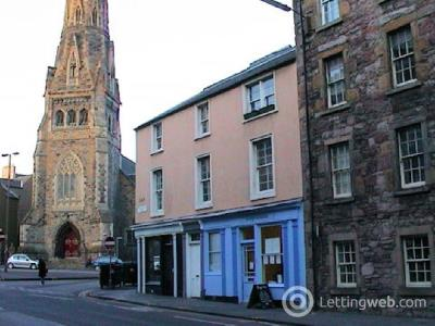 Property to rent in 3/4 (2F) Buccleuch Street