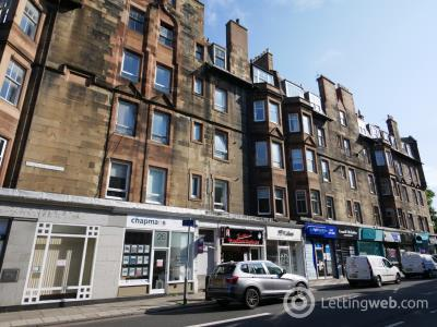 Property to rent in Roseburn Terrace, Roseburn, Edinburgh, EH12 6AW