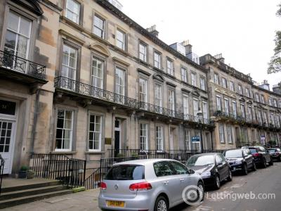 Property to rent in Clarendon Crescent, West End, Edinburgh, EH4 1PT