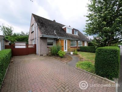 Property to rent in Riccarton Avenue, Currie, Edinburgh, EH14 5PQ