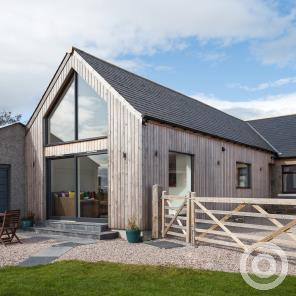 Property to rent in Wester Tillybin Cottage, Kintore
