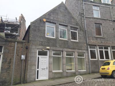 Property to rent in Baker Street, Rosemount, Aberdeen, AB25 1UQ