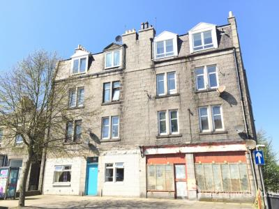 Property to rent in Walker Place, Torry, Aberdeen, AB11 8BQ