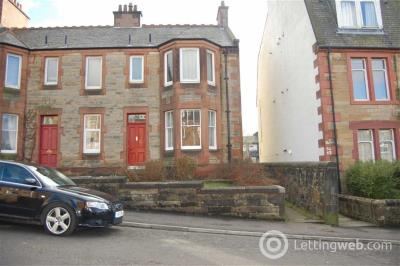 Property to rent in 60a, Victoria Terrace, Dunfermline, KY12