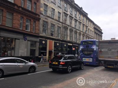 Property to rent in 75 Queen Street Flat 1-2 Glasgow G1 3DA