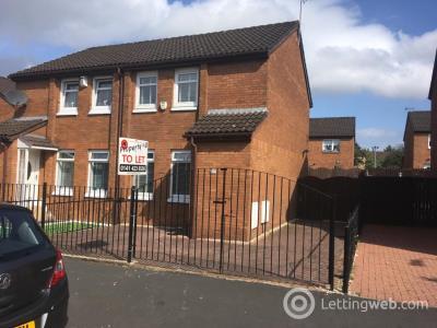Property to rent in 73 Stevenson Street Glasgow G40 2LG