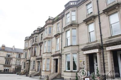 Property to rent in Alfred Terrace, Hillhead, Glasgow, G12 8RF