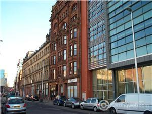 Property to rent in York Street, City Centre, Glasgow, G2 8JX