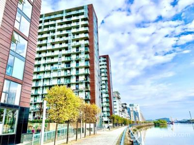 Property to rent in Meadowside Quay Walk, Glasgow Harbour, Glasgow, G11 6DT