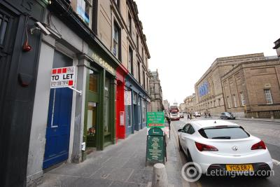 Property to rent in George Iv Bridge, Edinburgh