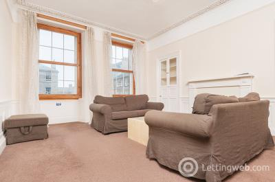 Property to rent in Hill Square, Edinburgh, EH8