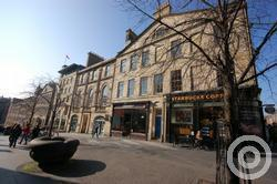 Property to rent in Hunter Square, Edinburgh, EH1 1QW