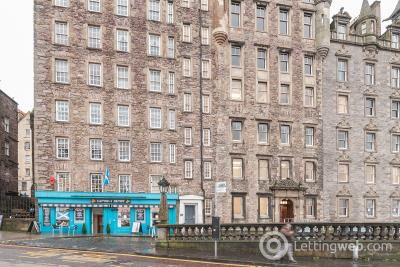 Property to rent in North Bank Street, Edinburgh, EH1
