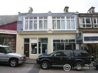 Property to rent in West High Street, Crieff