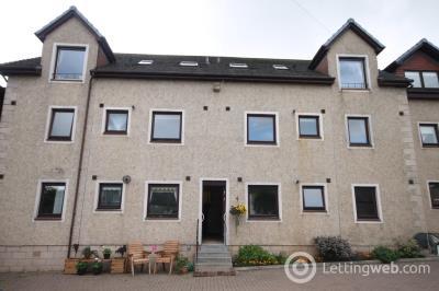 Property to rent in 26f Rigg Wynd, Stewarton