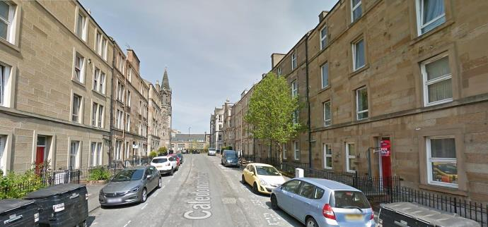 Property image for - 10/2 CALEDONIAN CRESCENT, EH11