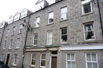 Property to rent in 39F Spa Street, Aberdeen, AB25