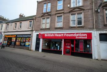 Property to rent in High Street, Arbroath, Angus, DD11 1DY