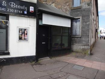 Property to rent in Townhead, Kirkintilloch