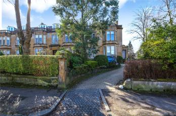 Property to rent in Flat 3, 17 Beaconsfield Road, Glasgow, G12