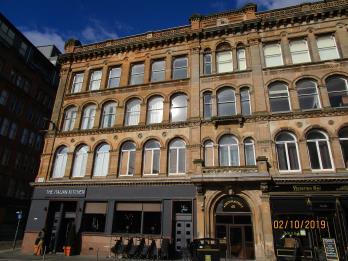 Property to rent in Albion Buildings, Ingram Street , Merchant City, Glasgow, G1