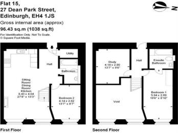 Property to rent in St Bernards Residence, Dean Park Street, , Stockbridge