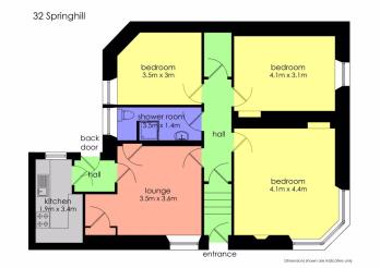 Property to rent in Springhill, Dundee