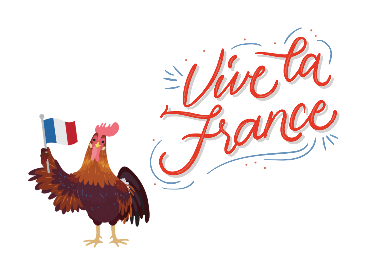 le 14 juillet - vive la france - learn french with alexa