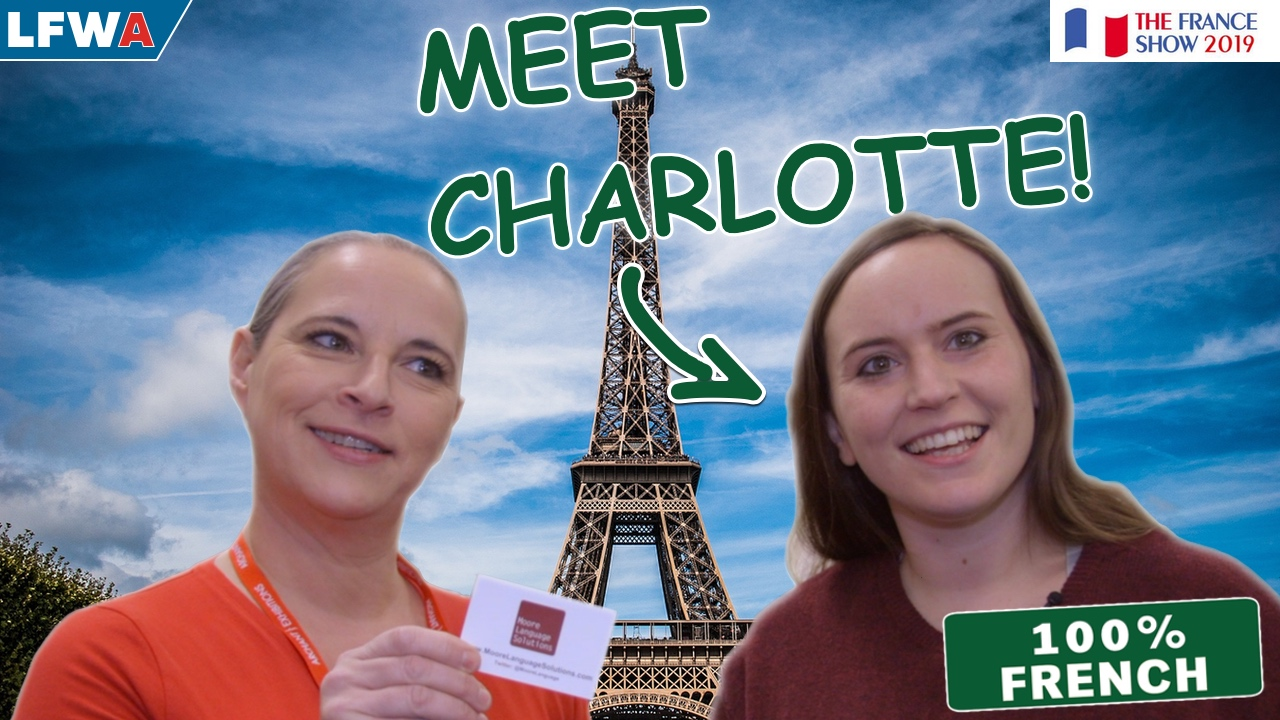 "The France Show 2019 - ""Meet Charlotte"""