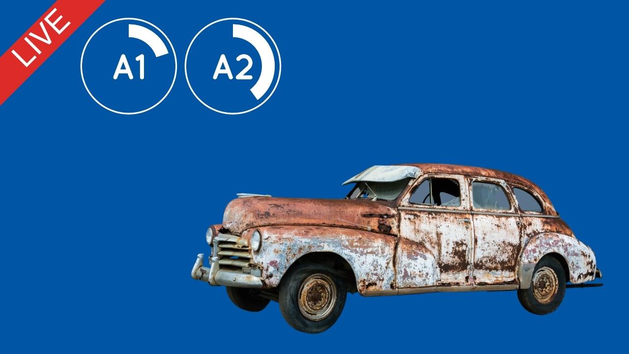 La voiture fondue - Mar 24, 2020