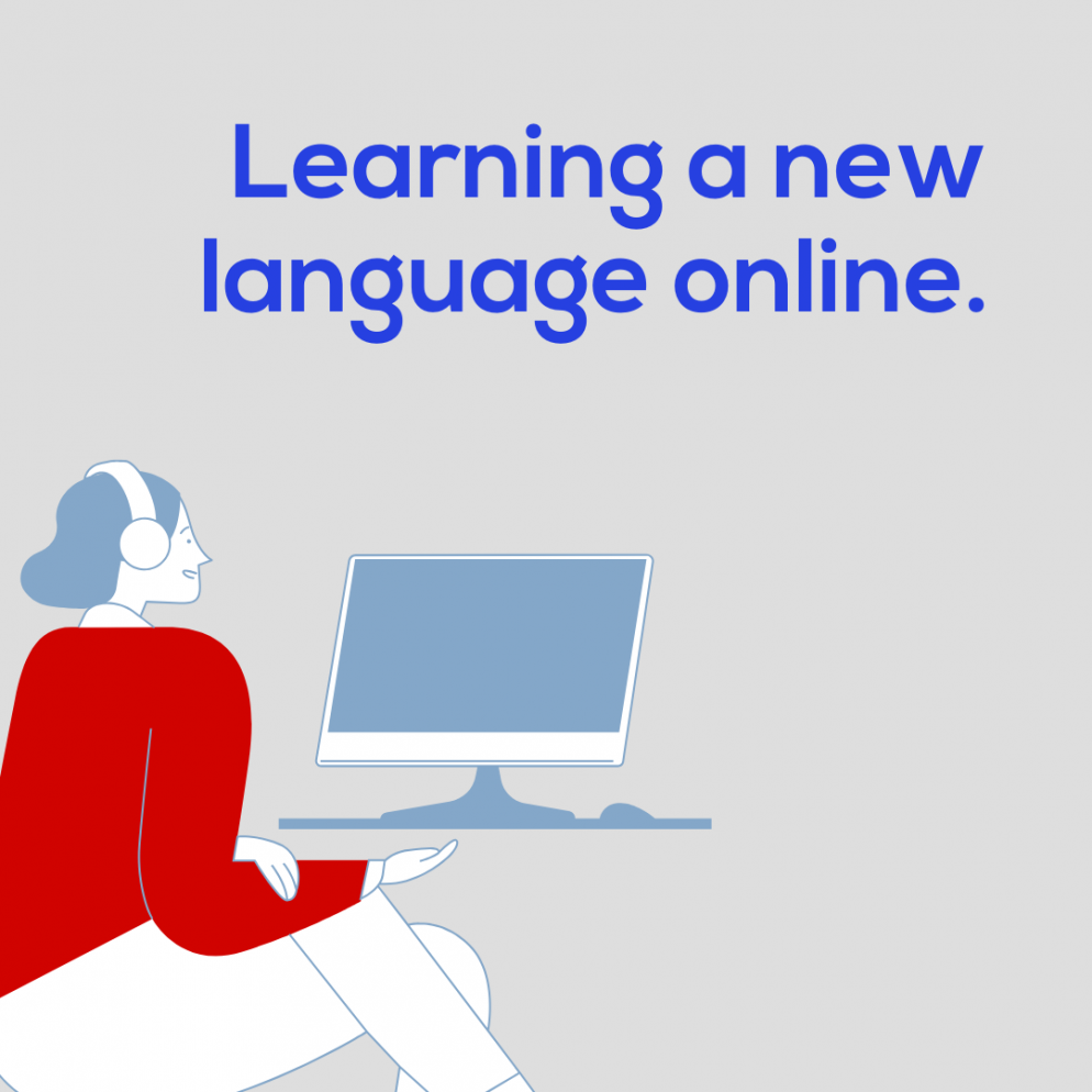 Learning a new language online learnfrenchwithalexa learn french with alexa lfwa