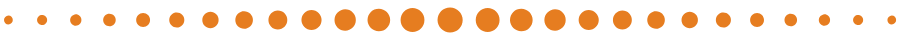 dotted orange line