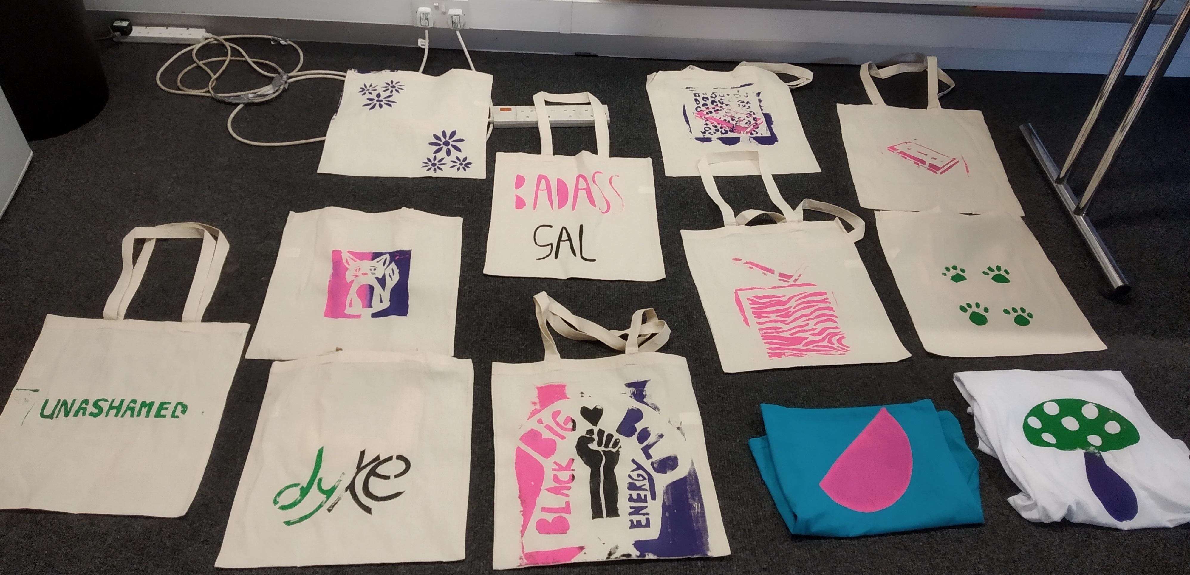 Women's Programme Screen Printing