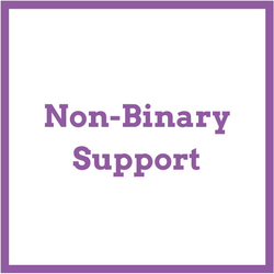 Non Binary Support