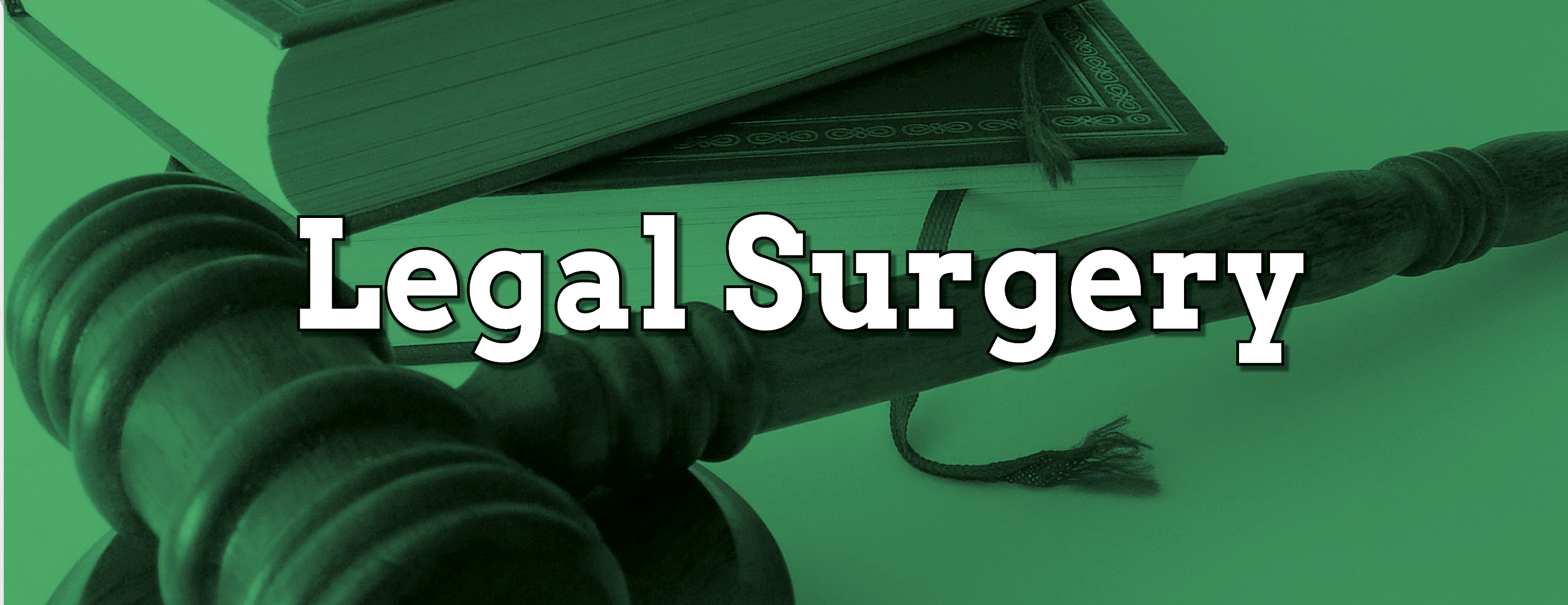 Legal and Police Advice Surgeries