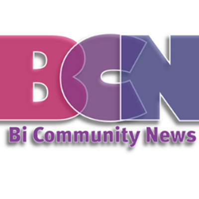 Bi Community News logo