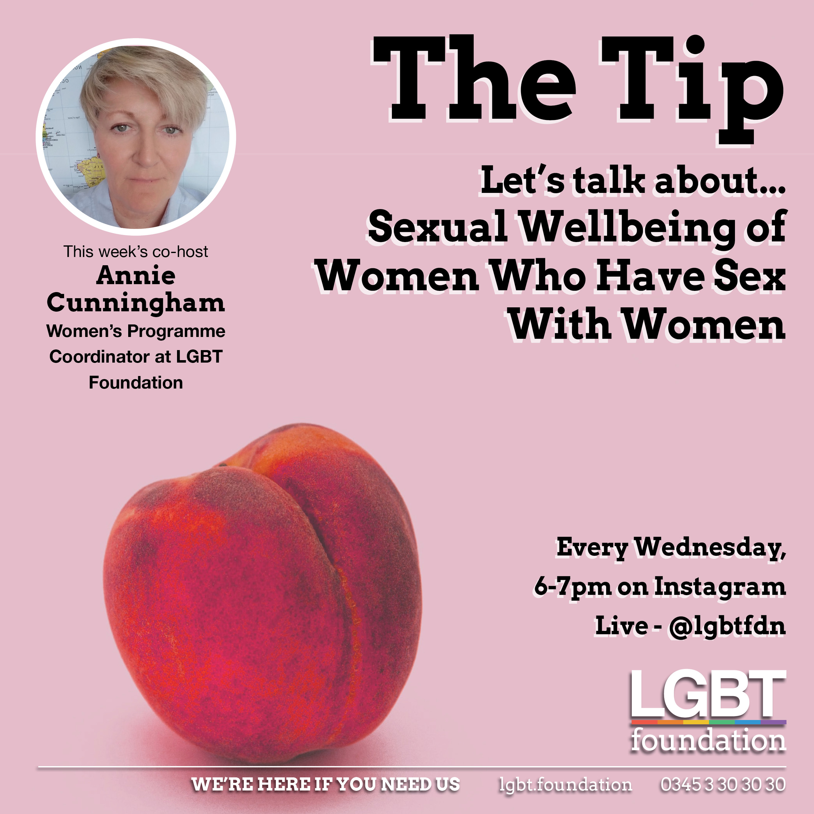 The Tip - Women who have Sex with Women