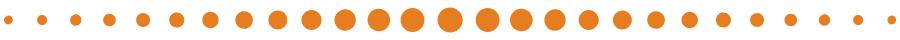 orange dotted line