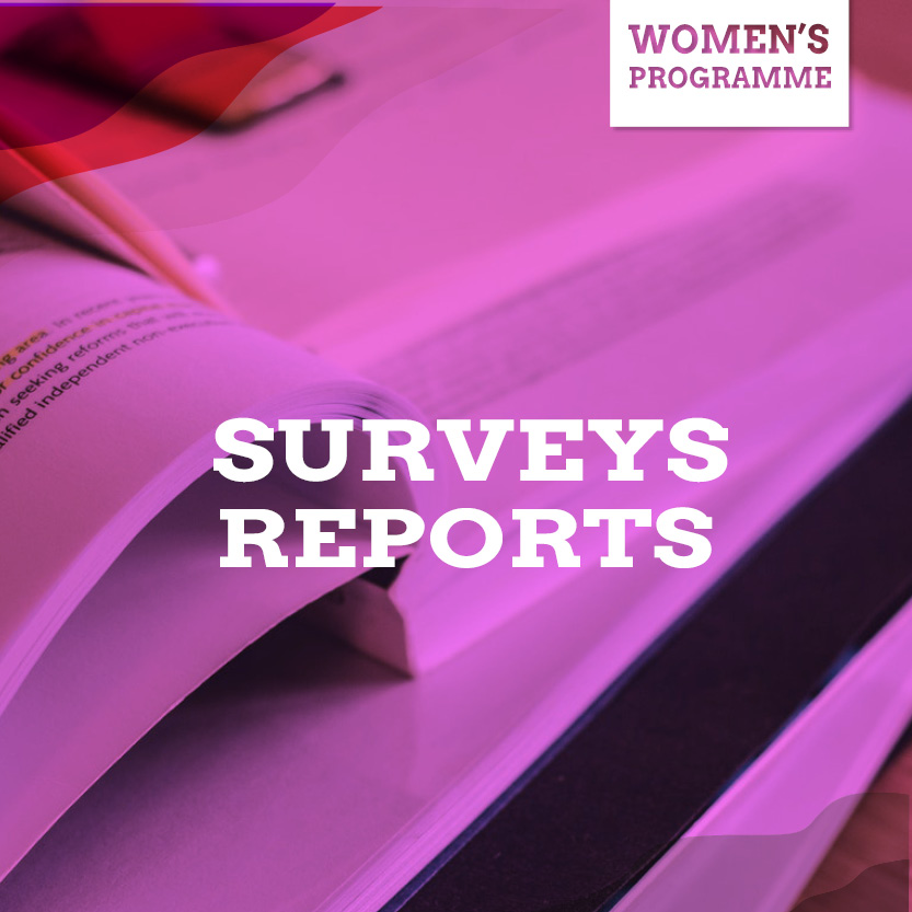 Surveys and reports