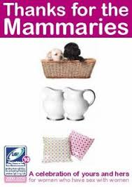 Thanks for the Mammaries