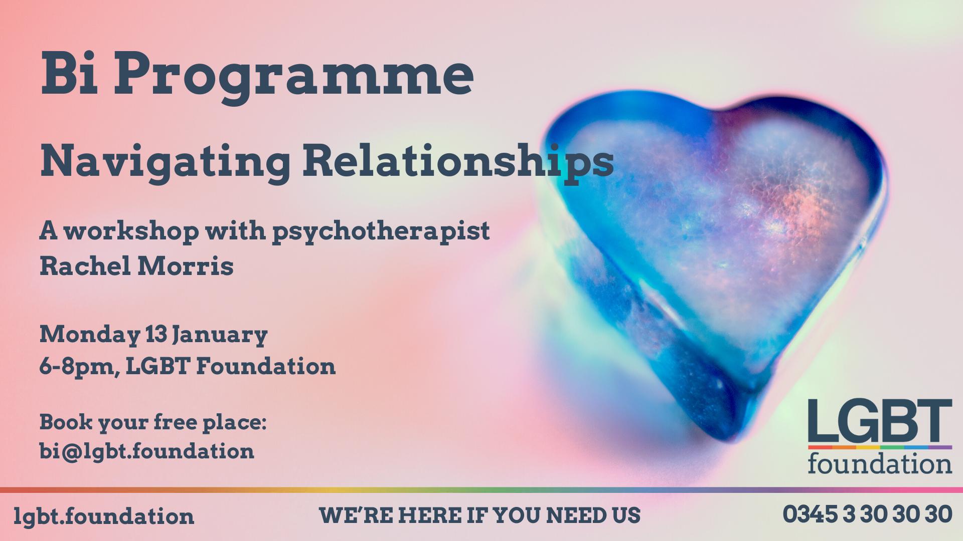 Navigating Relationships