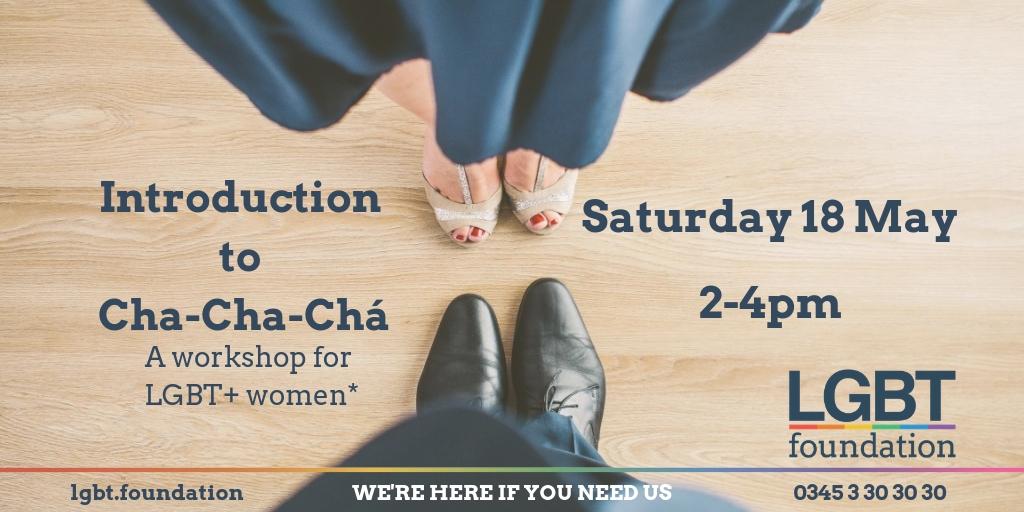 Skills Workshop - Introduction to Cha Cha Cha
