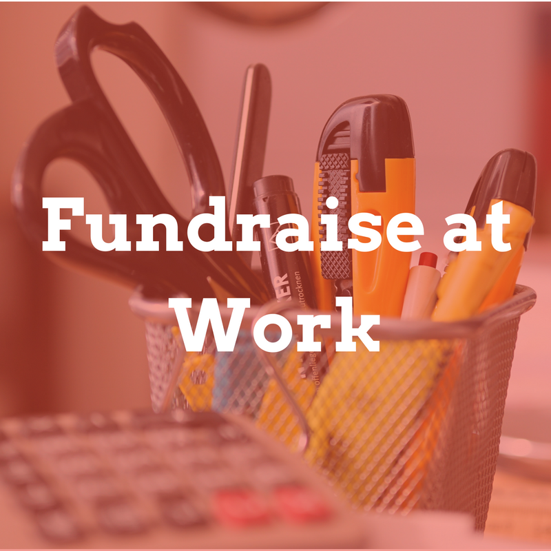 Fundraise at work