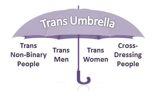 trans umbrella